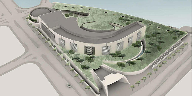 כך ייראה בית ראש הממשלה החדש שייבנה בירושלים