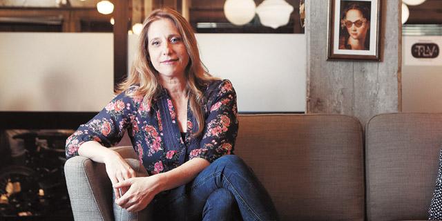 רונה שגב, מייסדת ושותפה בקרן TLV Partners, צילום: תומי הרפז