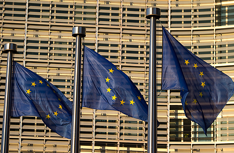 The European Union. Photo: Bloomberg