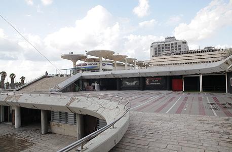 כיכר אתרים בתל אביב כיום