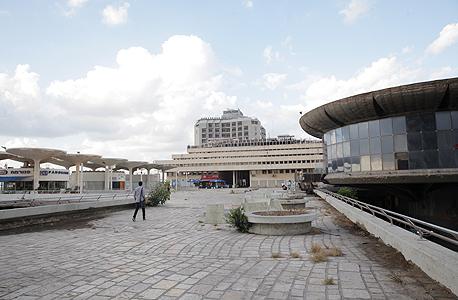 מבנה הקוליסאום ששימש את מועדון הפוסיקט, צילום: אוראל כהן
