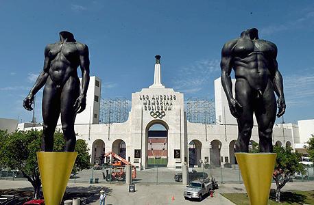 אצטדיון הקולוסיאום בלוס אנג