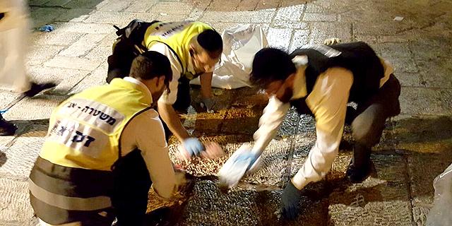 פיגוע דקירה ליד קריית ארבע: ישראלי נפצע קשה, המחבל נורה