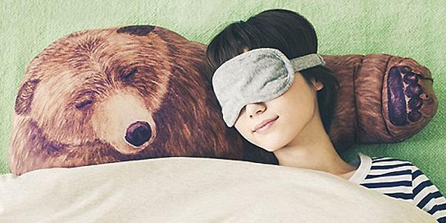 הכריות שיעזרו לכם לישון בחורף כמו דובים
