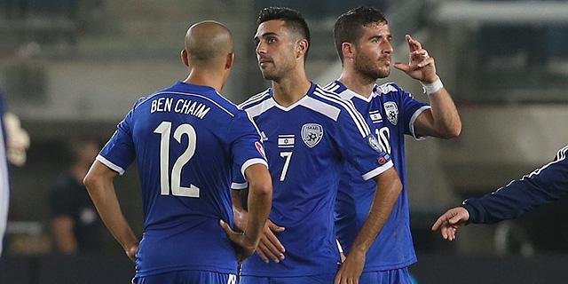הכדורגלן הישראלי פראייר