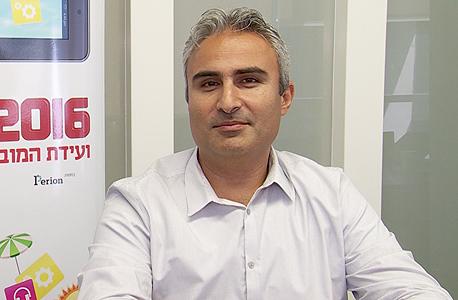 """סמנכ""""ל המכירות חנן אליאב"""