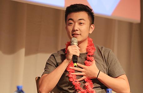 קארל פיי מייסד OnePlus מובייל 2016, צילום: ענר גרין