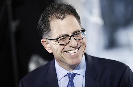 Dell founder and CEO, Michael S. Dell. Photo: Bloomberg