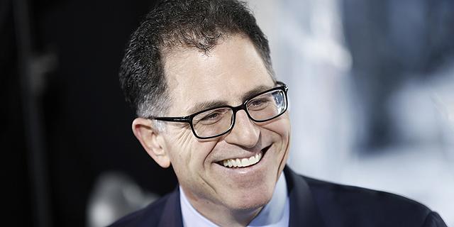 """יצרנית המחשבים Dell מתכננת להנפיק אג""""ח ב-16 מיליארד דולר למימון רכישת EMC"""