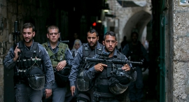 שוטרים (ארכיון), צילום: אוהד צויגנברג