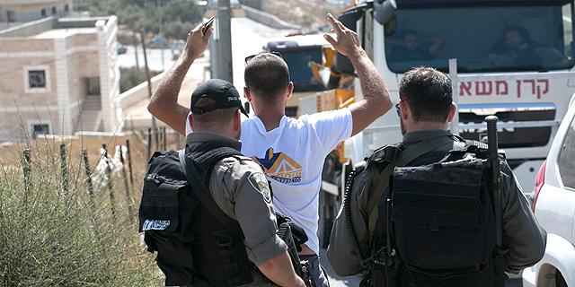 בצל גל הטרור: הממשלה רוצה להרחיב את סמכויות החיפוש של המשטרה