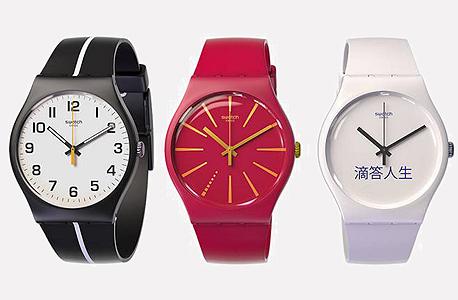 Bellamy: סווטש ממציאה מחדש את השעון החכם