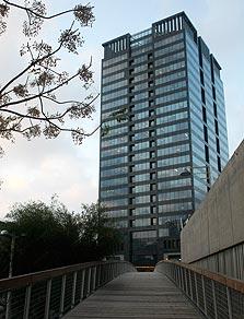 מגדל המוזיאון בתל אביב