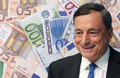 מריו דראגי, נשיא הבנק המרכזי באירופה