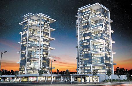 """פרויקט מתוכנן לדירות קטנות ברחובות. שני חדרים, 35 מ""""ר, תמורת חצי מיליון שקל. קהל היעד הוא בעיקר משקיעים"""