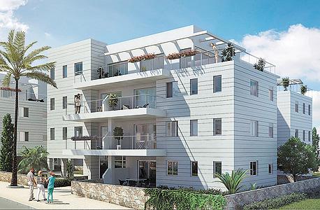 פרויקט באילת שבו מחיר דירת 3 חדרים מתחיל במיליון שקל