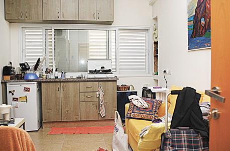דירה מפוצלת (ארכיון)