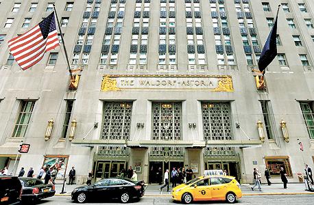 חברת הביטוח Anbang רוכשת את מלון וולדורף אסטוריה תמורת 1.95 מיליארד דולר