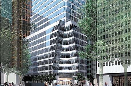 בריאנט פארק 7. בניין המשרדים נרכש בדצמבר 2014 על ידי בנק אוף צ'יינה