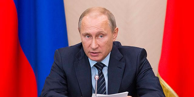 נשיא רוסיה ולדימיר פוטין, צילום: איי פי