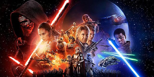 דיסני: מלחמת הכוכבים שבר את שיא ההכנסות של כל הזמנים