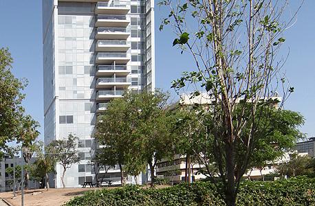 מגדל רמז 20.10.15, צילום: משה צור – אדריכל ובונה ערים