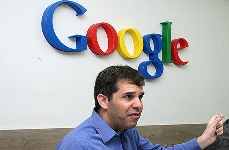 """מנכ""""ל גוגל ישראל מאיר ברנד"""