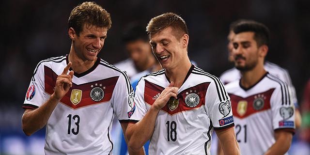 אדידס חתמה על הסכם חסות עם נבחרת גרמניה עד 2028 עבור 800 מיליון יורו