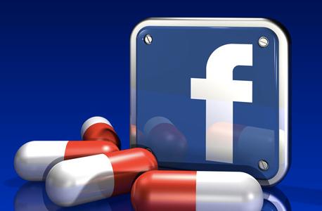 פייסבוק התמכרות מדיה חברתית 1
