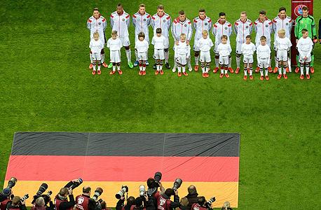 נבחרת גרמניה. מונדיאל 2006 מוכתם בשחיתות