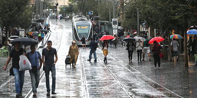 למרות הגשם, מקורות מזהירה: יש מחסור במים, המחיר יזנק