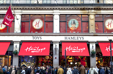 חנות המלי'ס בלונדון