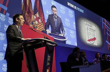 ג'וזפ מריה בורתמאו, נשיא ברצלונה