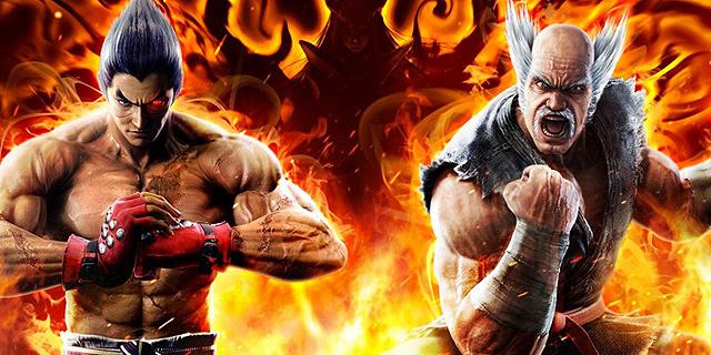 כנס המשחקים בפריז: Tekken ב-VR ורובוטים אנושיים