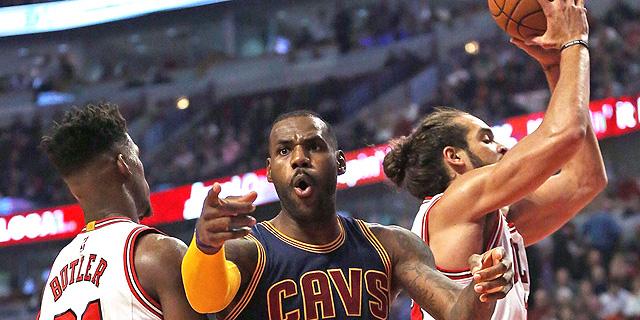 הכרטיסים הכי חמים ב-NBA: של קליבלנד קאבלירס