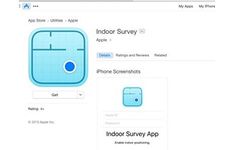 אפל מאפשרת לעסקים להצטרף לשירות מיפוי המבנים שלה