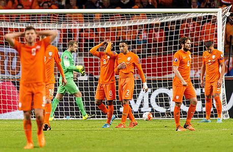נבחרת הולנד. יצאו דבר עם מומחי כדורגל ועם מאמנים בכל הרמות, צילום: אי פי איי
