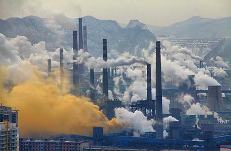 מחקר: מספר המתים מקורונה באזורי זיהום אוויר גבוה ממקומות עם אוויר נקי
