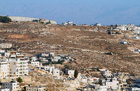 אזור ערב א־סוואחרה במזרח ירושלים. התושבים מרגישים שהעירייה מתנכרת להם