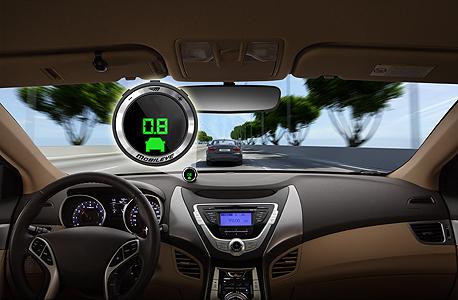 מובילאיי מניעת תאונות דרכים בטיחות רכב