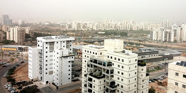 צניחה של כ-15% במספר הדירות החדשות שנמכרו בחודשים מרץ-מאי 2019