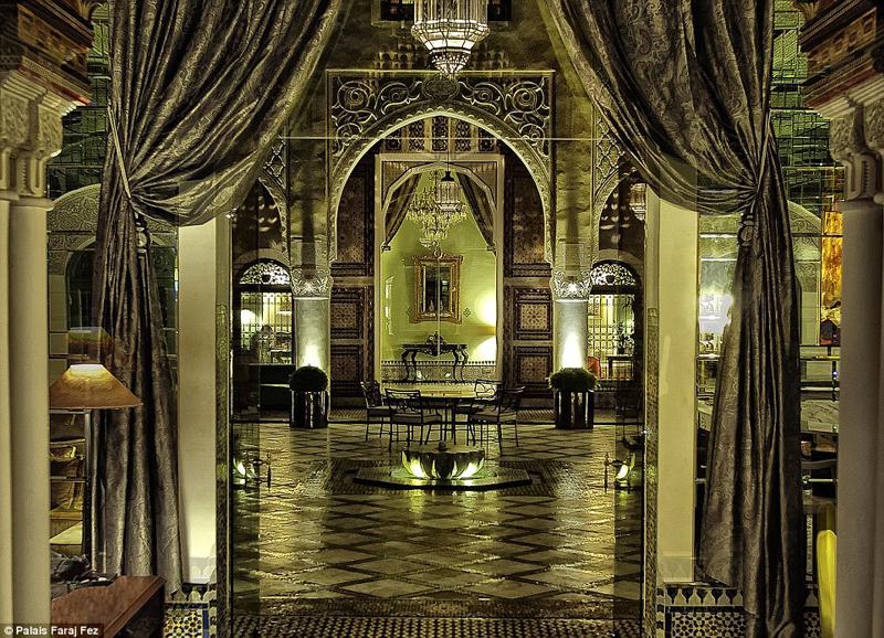 המלון במרוקו