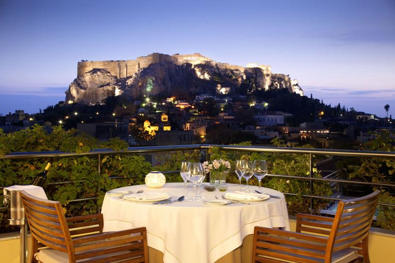 מלון אלקטרה פאלאס ביוון