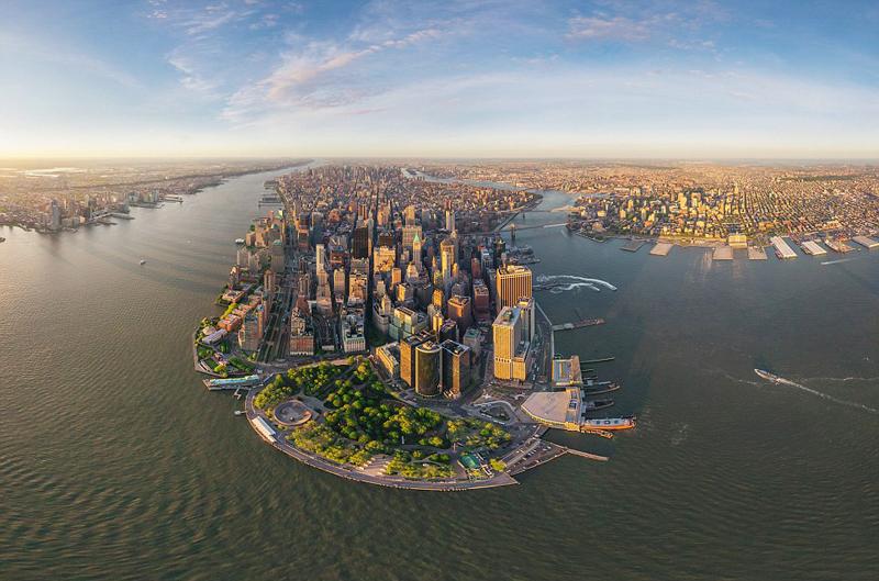 ניו יורק, צילום: AirPano