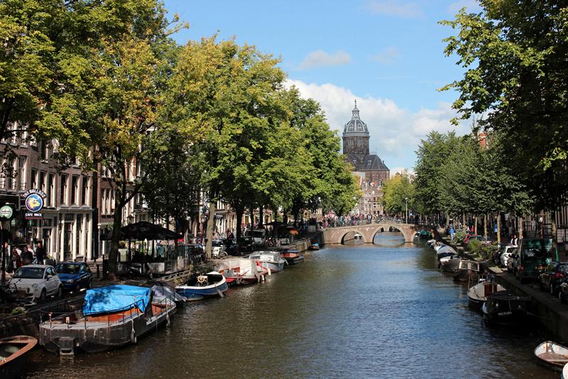אמסטרדם, צילום: Christian Van Elven