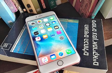 אפל אייפון 6S פלוס פאבלט 5, צילום: רפאל קאהאן