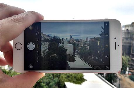 אפל אייפון 6S פלוס פאבלט 12, צילום: רפאל קאהאן