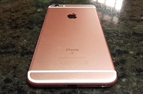 אפל אייפון 6S פלוס פאבלט 19, צילום: רפאל קאהאן