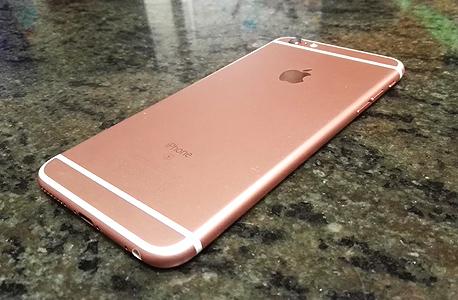 אפל אייפון 6S פלוס פאבלט 21, צילום: רפאל קאהאן