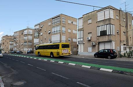 שכונת גאולה בחיפה. תקושר בכביש לשכונה החדשה